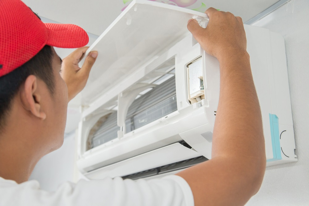 Split System Air Conditioner Maintenance
