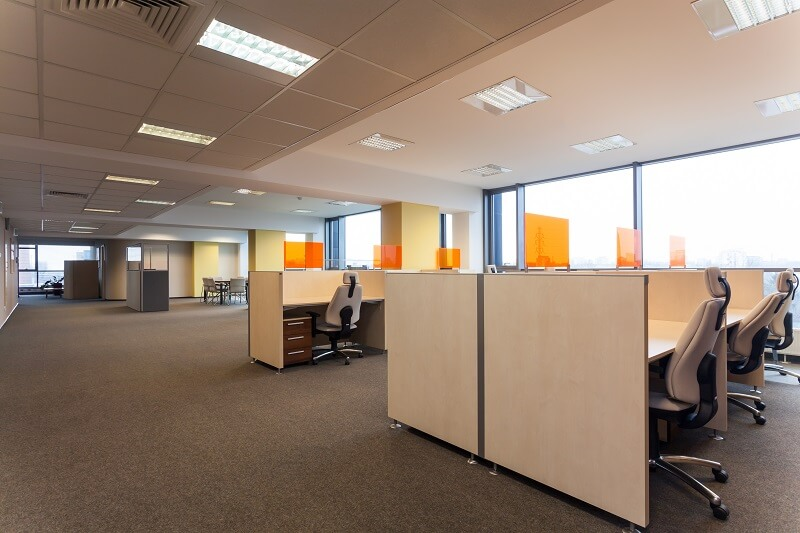 Commercial Office Partitions