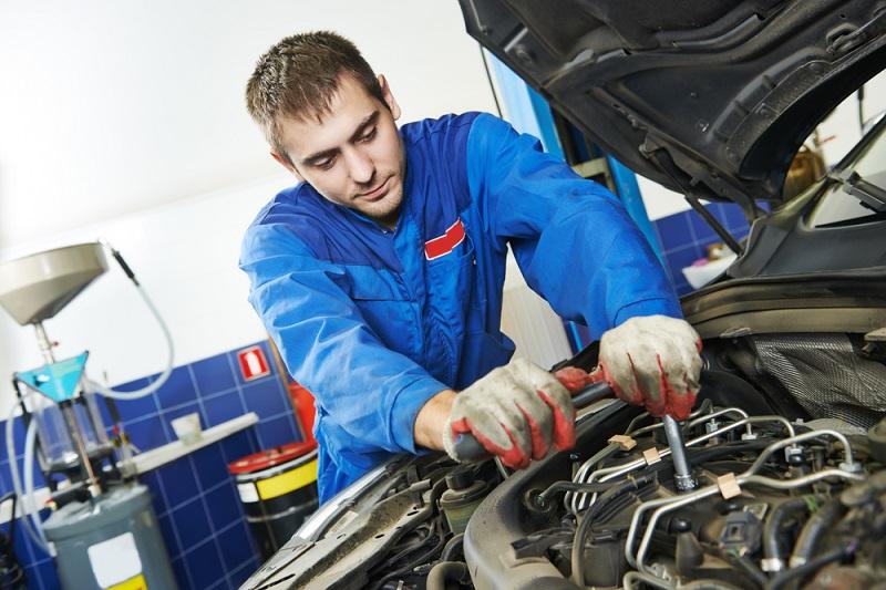 Mechanic Car