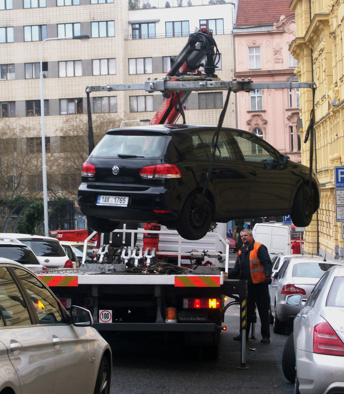car removal