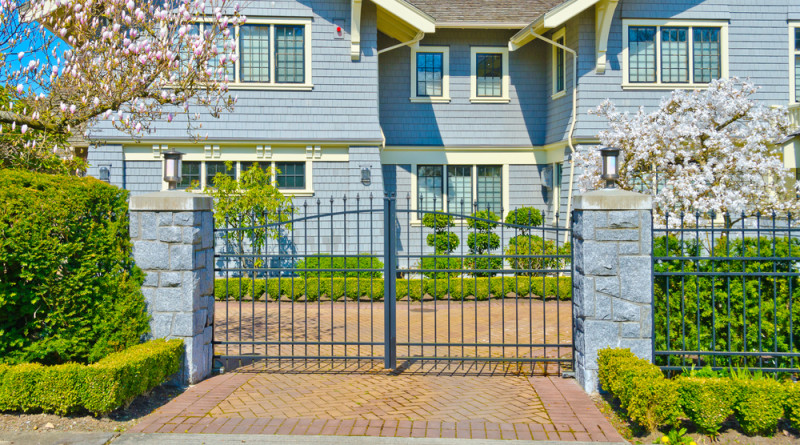 Automatic Gate for Home