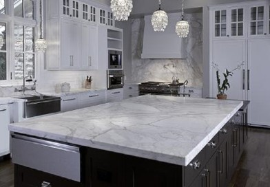 High Time to Invest in Impeccable Marble Kitchen Benchtops