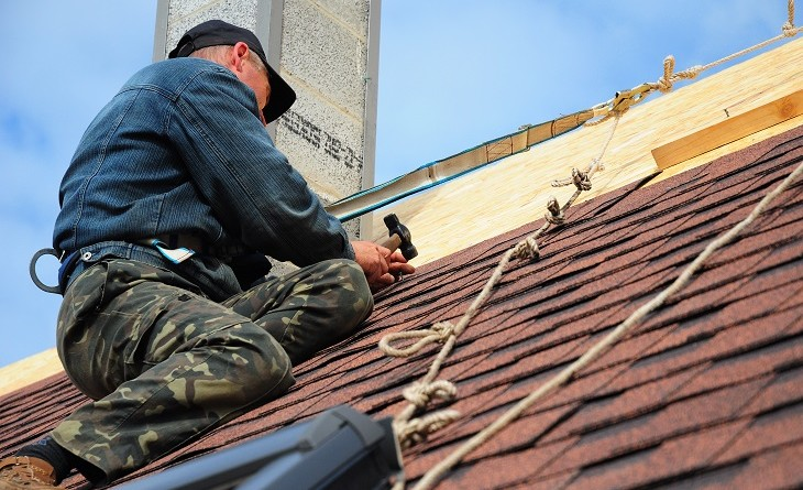 Roof Anchor Safety