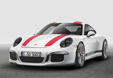 Back To Basics – Porsche Unveils New 911 R