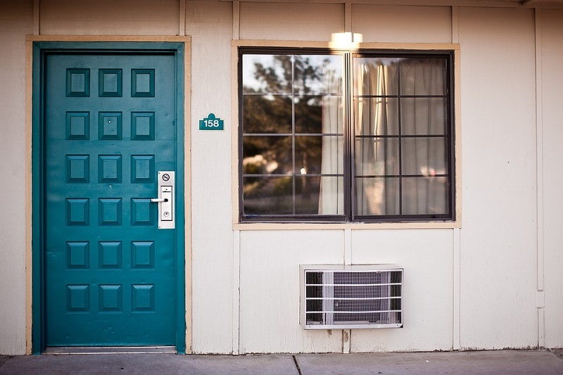evap air conditioning system