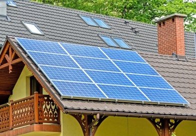 Solar Energy Powering SA