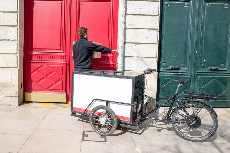 Cargo Delivery Bicycle