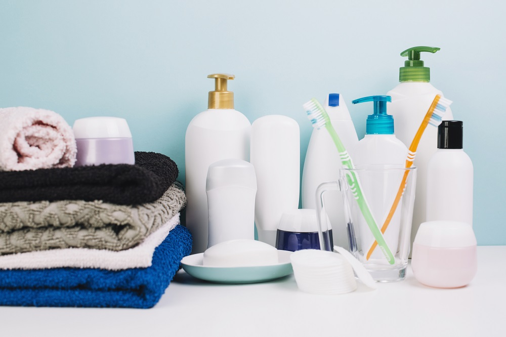 Hotel Soaps and Shampoo