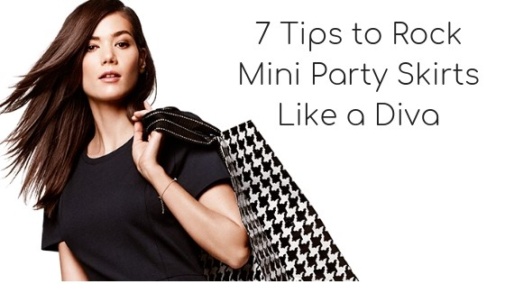 Mini Party Skirts