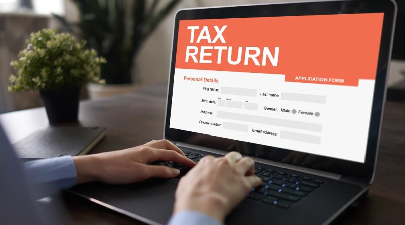 Past Tax Returns Online