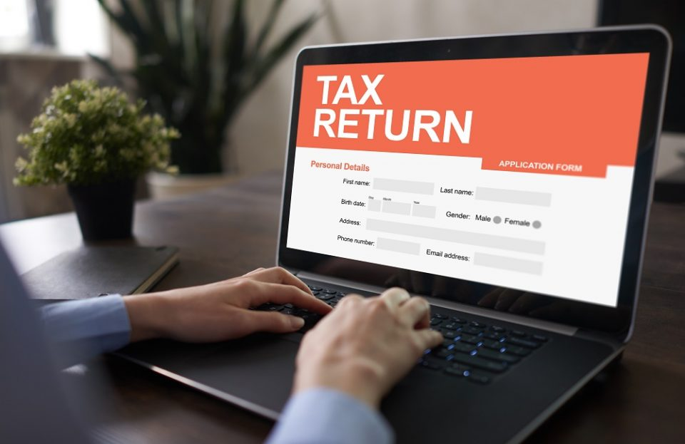 Past Tax Returns Online
