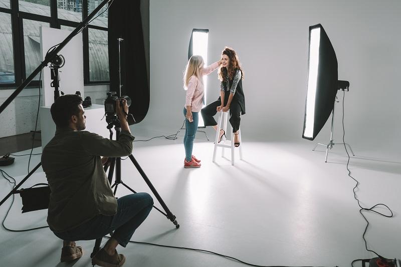 Photo Studio Hire