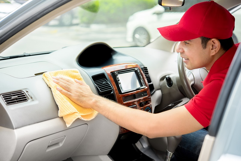 Commercial Car Interior Cleaning Services