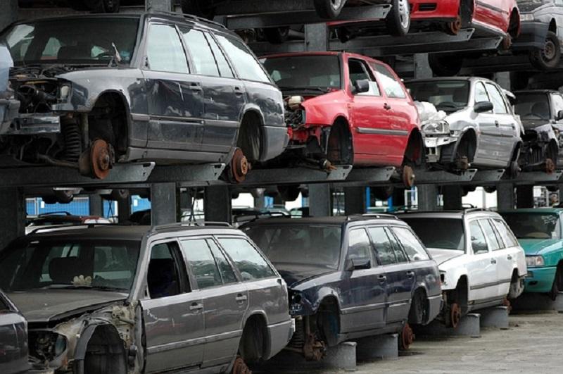 disposing of car