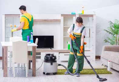 Pay How to Find an End of Tenancy Cleaning Company