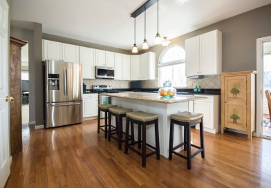 Customize Your New Home: 5 Interior Design Tips for Your New Kitchen