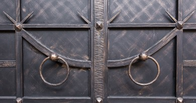 The popularity behind Wrought Iron Doors
