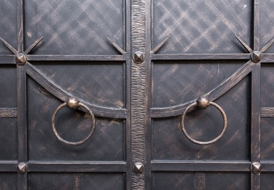 The popularity behind Wrought Iron Doors