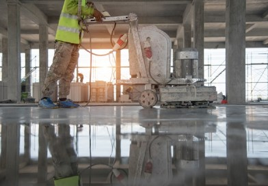 Why Would You Choose Polished Concrete Floor?