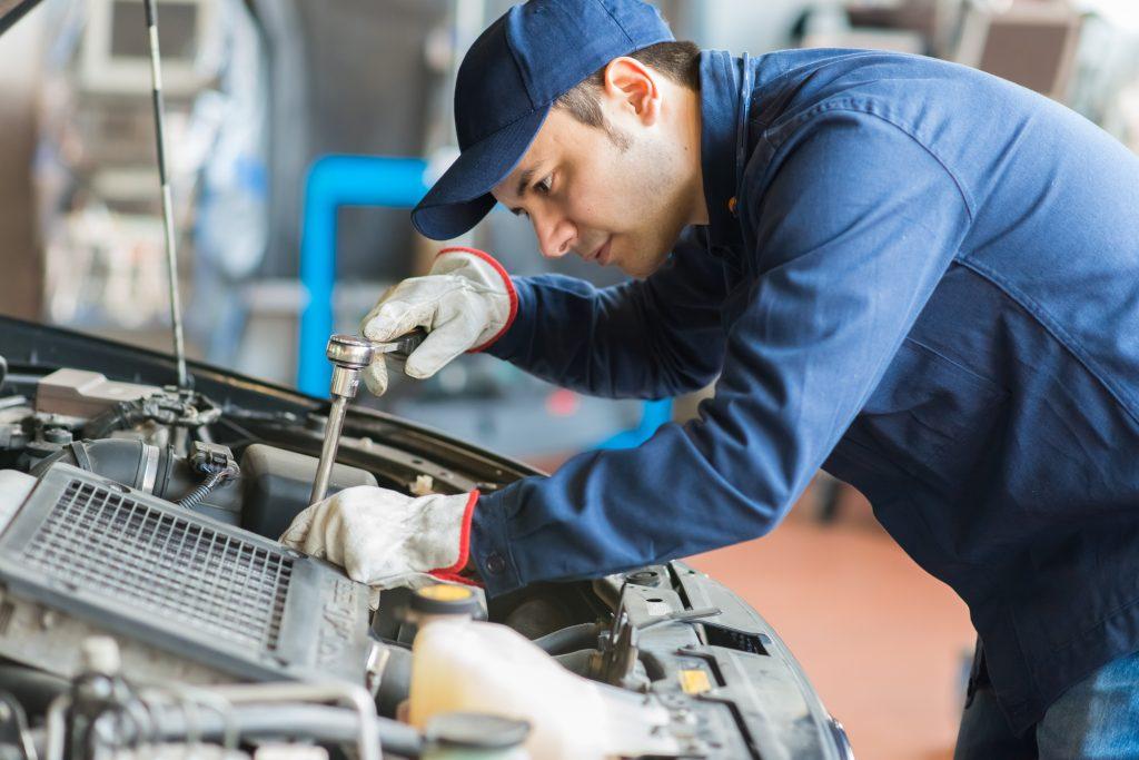 Efficient Mechanic Service