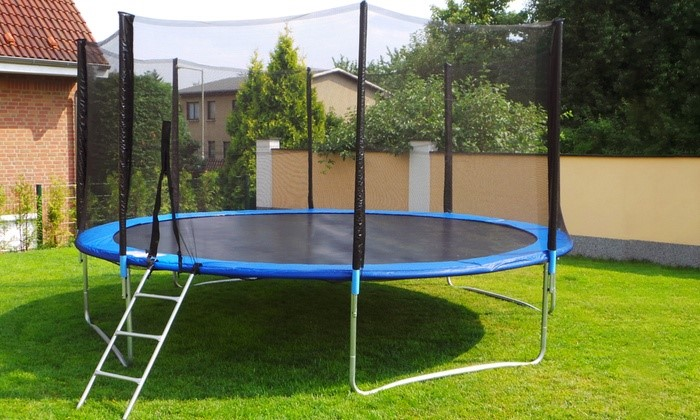 afterpay trampoline
